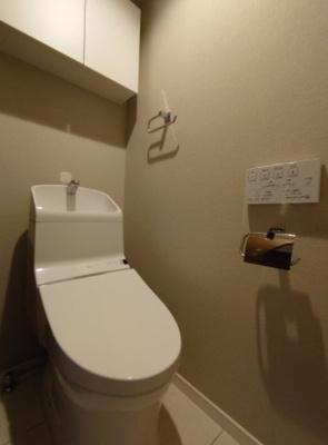 ルミネ尾山台のトイレです。