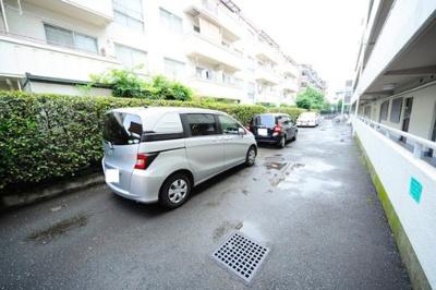 ルミネ尾山台の駐車場です。