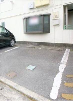 【駐車場】パティオ桔梗