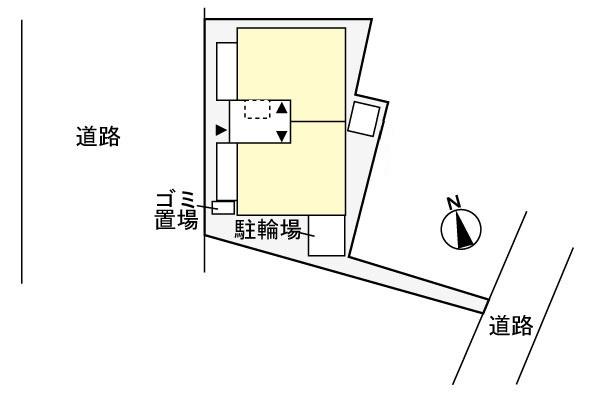 【区画図】プラムマリー相模大塚