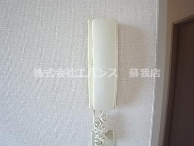 【セキュリティ】ポニーハイツ