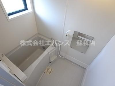 【浴室】ポニーハイツ