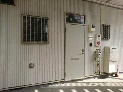 【玄関】パーシモン