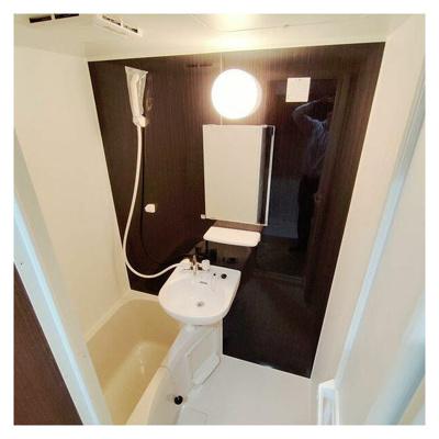 【浴室】美和ハウス