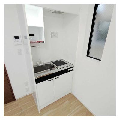 【キッチン】美和ハウス