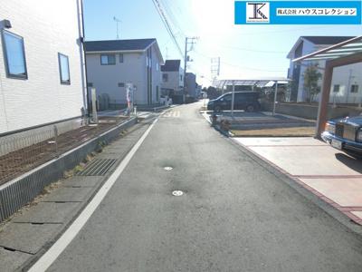 【外観】牛久市田宮町10期 新築戸建