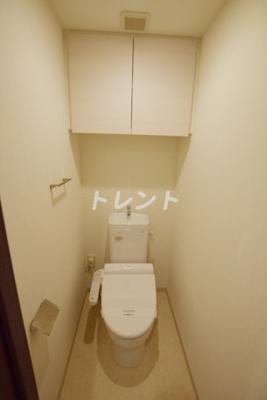 【トイレ】ヴァンヴェール日本橋