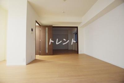 【居間・リビング】ヴァンヴェール日本橋