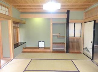 土地約100坪 建物約36坪4DK平家 JR総武本線日向駅徒歩約17分