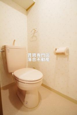 きれいなトイレ♪