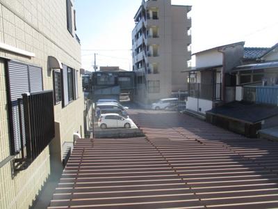 【展望】住之江2丁目テラスハウス