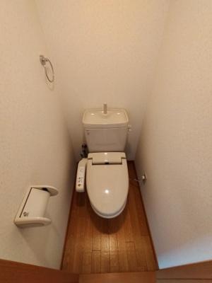 【トイレ】親和ハイツ