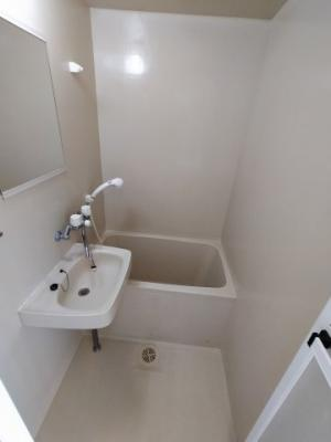 【浴室】親和ハイツ