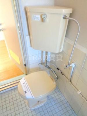 【トイレ】イサミマンション