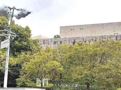 府立狭山池博物館まで1301m