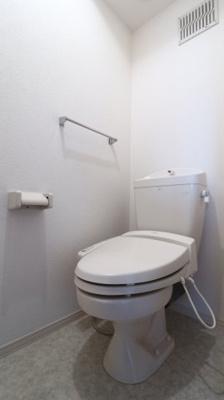 【トイレ】ラフィーネ林Ⅲ