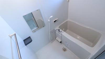 【浴室】ラフィーネ林Ⅲ