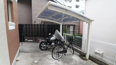 【駐車場】KTIレジデンス月見山Ⅱ