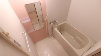 【浴室】KTIレジデンス月見山Ⅱ