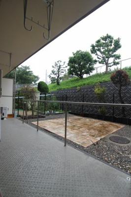 【バルコニー】西神戸セントポリア2号館