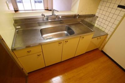 【キッチン】西神戸セントポリア2号館