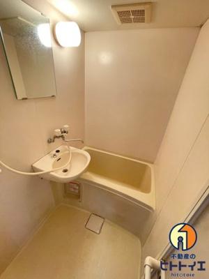 【浴室】レジデンス筑後北