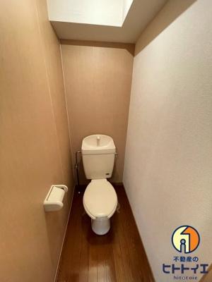 【トイレ】レジデンス筑後北