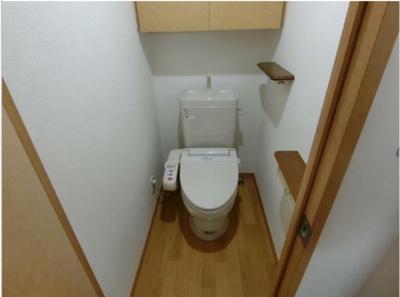 【トイレ】ルーブル目黒洗足