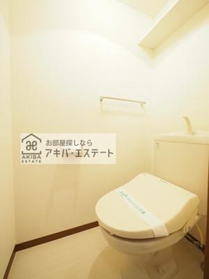 【トイレ】ブランドール