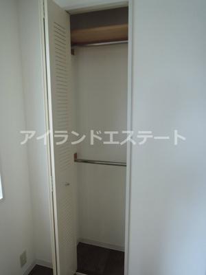 【収納】LANAI COURT CLASSIC ファミリー向け オートロック