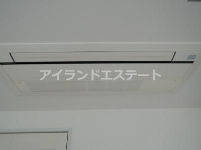 【設備】LANAI COURT CLASSIC ファミリー向け オートロック