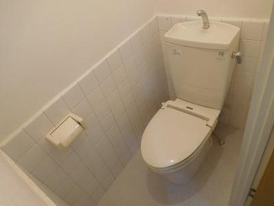【トイレ】コーポ千草