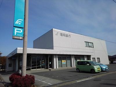 福岡銀行善導寺支店まで400m