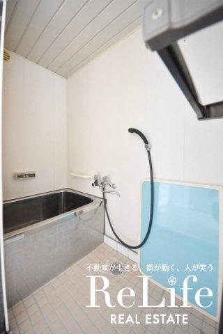【浴室】SangenyaNo.2-Terrace(三軒家西2丁目テラス)