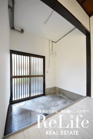 【バルコニー】SangenyaNo.2-Terrace(三軒家西2丁目テラス)