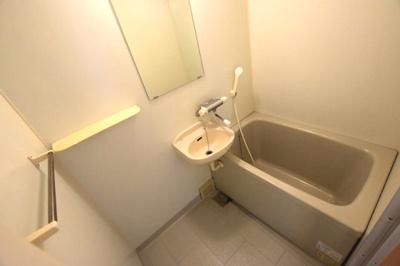 【浴室】Mハイツ松茂