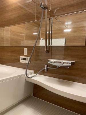 【浴室】代官山アドレスザタワー