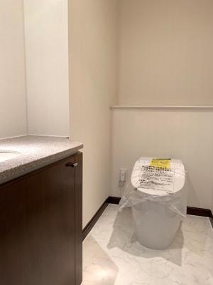 【トイレ】代官山アドレスザタワー