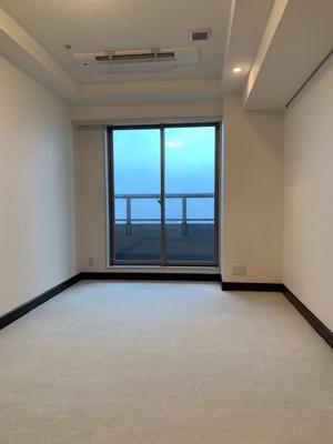 【寝室】代官山アドレスザタワー