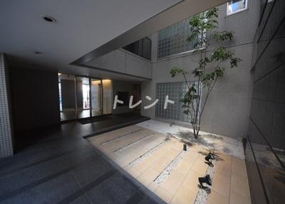 【ロビー】パークアクシス渋谷神南