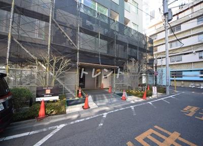 【エントランス】パークアクシス渋谷神南