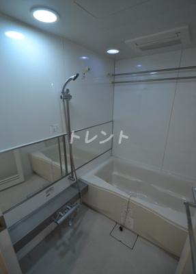 【浴室】ブリリアイスト代々木上原【Brillia ist 代々木上原】