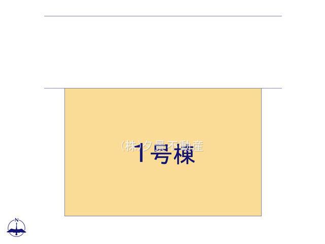 【区画図】川口市大字伊刈1028-8(全1戸)新築一戸建て