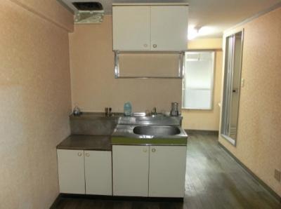 【キッチン】フラット広末