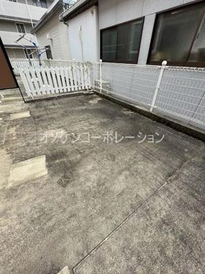 【バルコニー】シエルアンフィニ