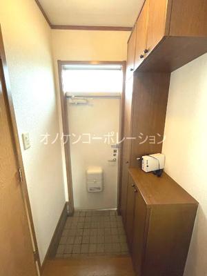 【玄関】シエルアンフィニ