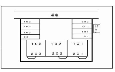 【区画図】シエルアンフィニ