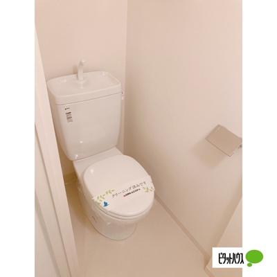 【トイレ】アール・ブリュット白山