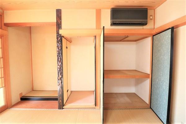 【収納】 1階和室にある収納です♪
