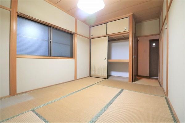 【和室】 2階6.5帖和室です♪